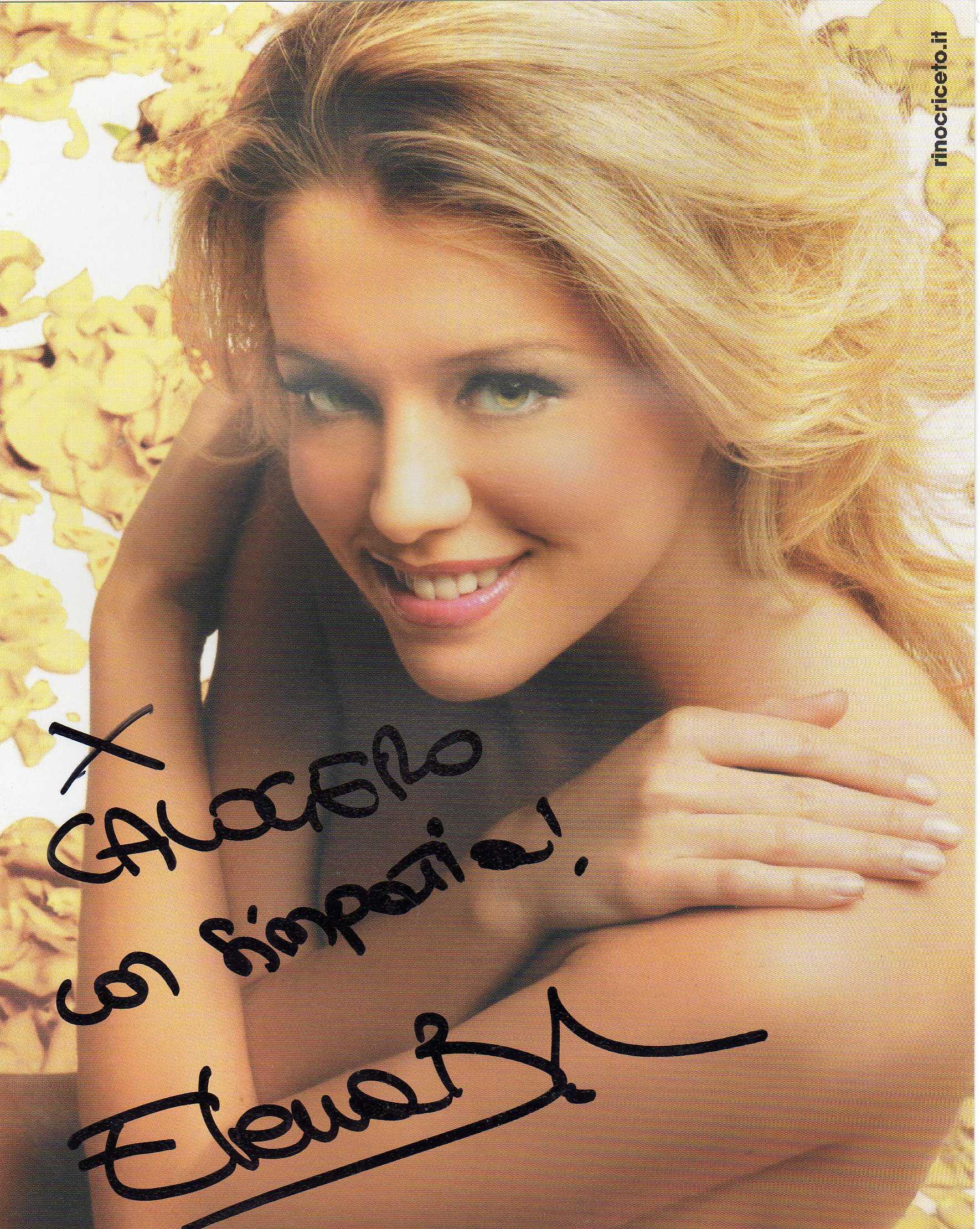 Elena Barolo - HD Wallpapers