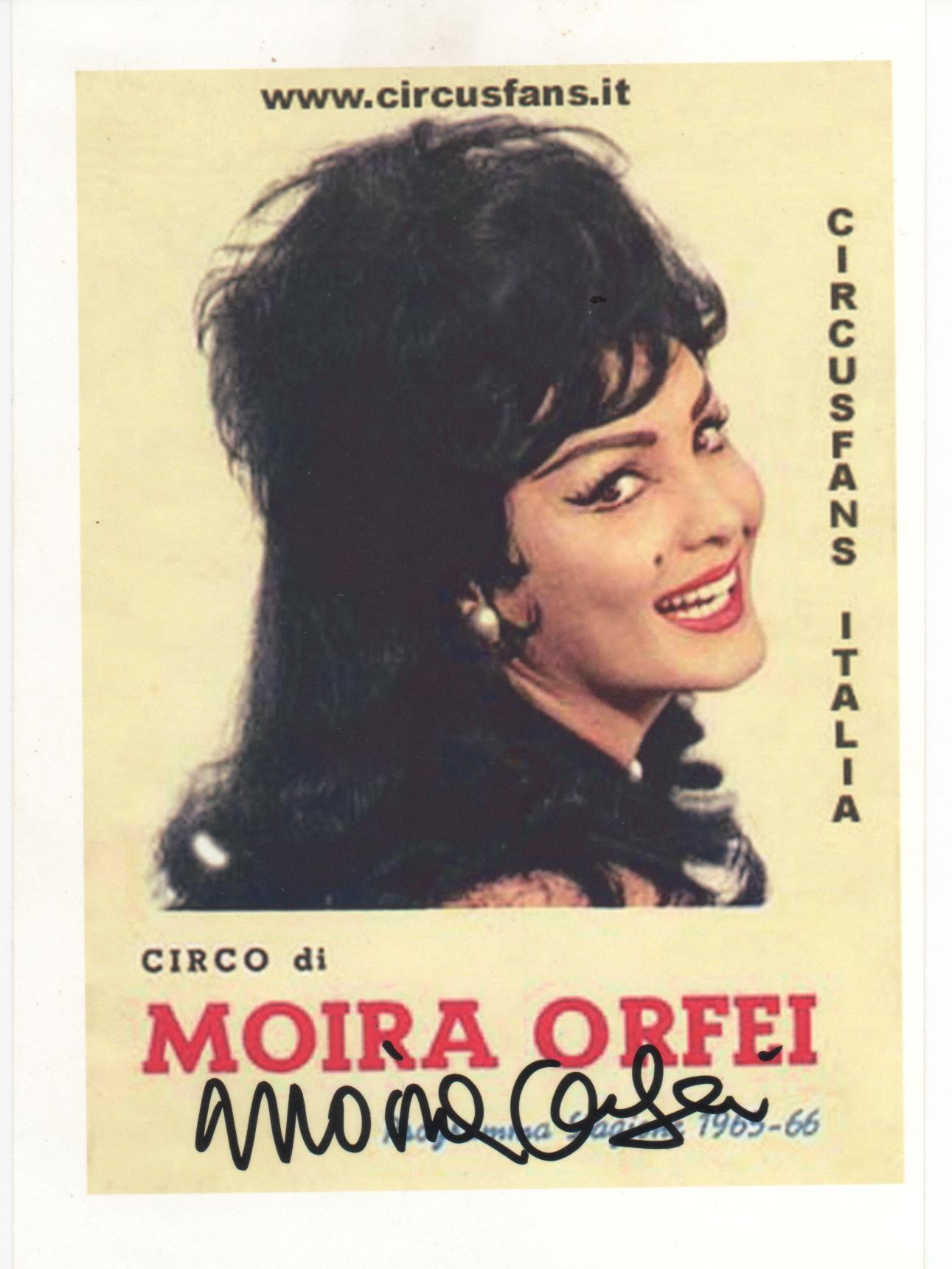Moira orfei senza trucco foto 74