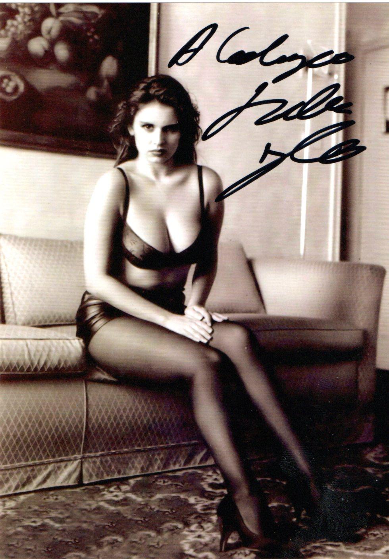 Debora Caprioglio Nude Photos 67